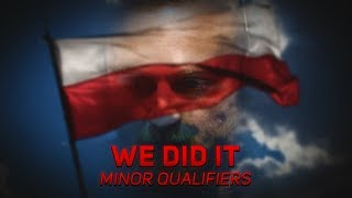 WE DID IT (Minor Qualifier BO3 ft. shroud, Skadoodle, seangares, SileNt)