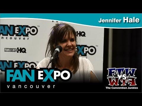 Jennifer Hale (Mass Effect, The Legend of Korra) - Fan Expo Vancouver 2017 Full Panel