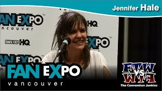 Jennifer Hale (Mass Effect, The Legend of Korra) - Fan Expo Va…