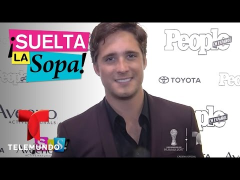 Diego Boneta Interpretará a Luis Miguel en la serie sobre su vida | Suelta La Sopa | Entretenimiento