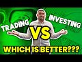 What is the difference between Investing and Trading?