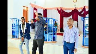 The Lord Will Restore - Captain Bon x Mwalimu Joshua x MC Anto performance, Kaloleni C.O.G Nakuru