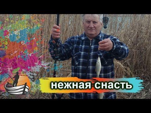 Как сделать СНАСТЬ НА ПЛОТВУ на тонких лесках /Рыбалка-это жизнь