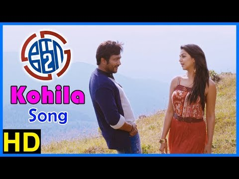 Kohila Song | Ko 2 Movie Scenes | Nikki upset with Bobby Simha | Bala Saravanan comedy scene