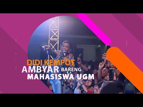 Download Video Didi Kempot Sobat Ambyar Patah Hati Dijogetin Aja