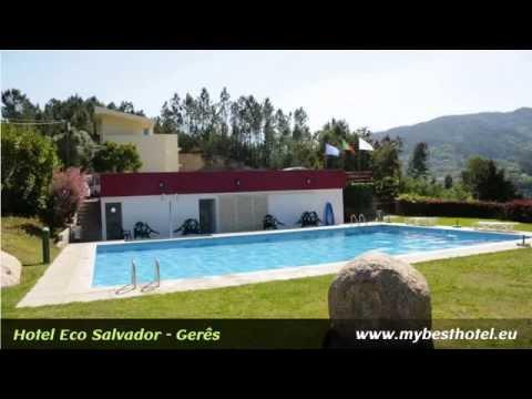 Hotel Eco Salvador Gerês Vilar da Veiga Alojamento Turismo Rural Hotels Hoteles