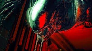 ALIEN BLACKOUT Trailer (NEW ALIEN GAME, 2019)
