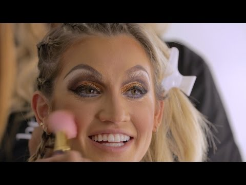 RuPaul's Drag Race All Stars transform Ashley Roberts