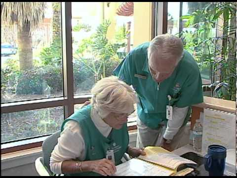 The Villages Hospital Auxiliary Volunteers