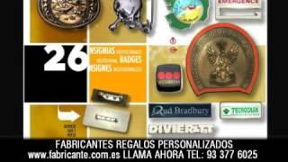 Catalogo, Evillas, Insignias, Figuritas diseños patentados, impresiones
