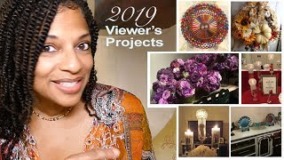 Viewers' DIY Projects - 2019