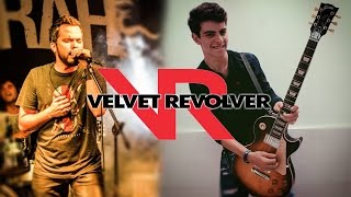 Fall to Pieces - Velvet Revolver (Cover by Rivando Guilherme ft. Johnny Rocha)