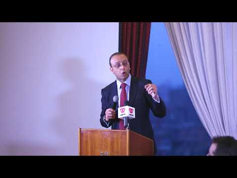 New Sport law in Egypt- Mr. Mostafa Attia speech at Legal El