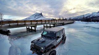 5500 miles of Alaskan Frozen Frontier - Nitto at Alcan 5000
