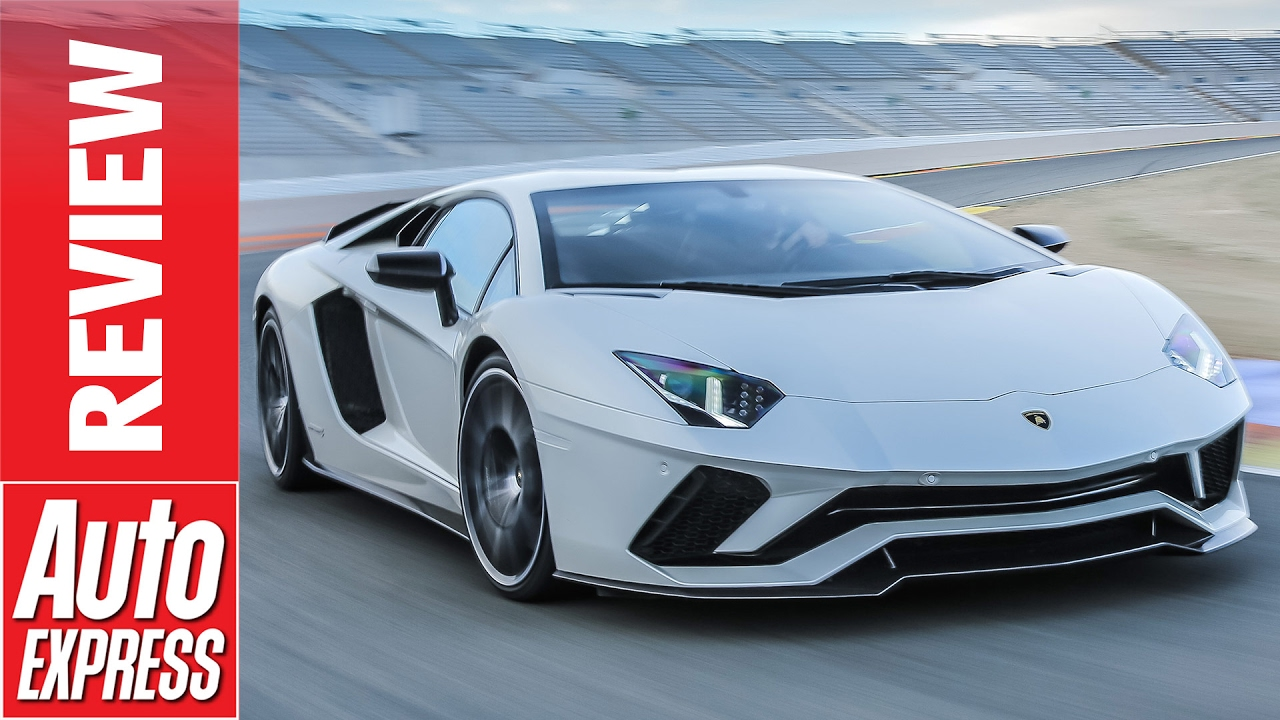 New Lamborghini Aventador S Review Is The Big Lambo Now A Proper