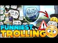 WHO IS STUPID ENOUGH TO GO THROUGH?? THE FUNNIEST GAME TROLLING!! (Overwatch Gameplay Funny Moments)