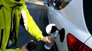 Растворитель 647 и бензин АИ 98 на 20 литров, повышаем октановое число; профилактика для инжектора