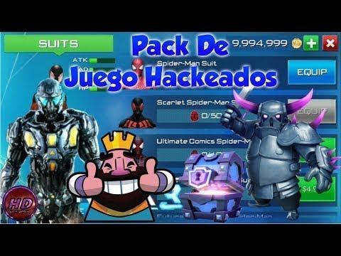 Apk De Juegos Hackeados Para Android