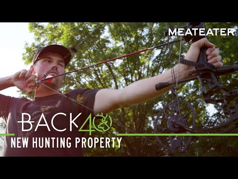 Back 40 Episode 1: Steven Rinella And Mark Kenyon Check Out MeatEater's New Hunting Property