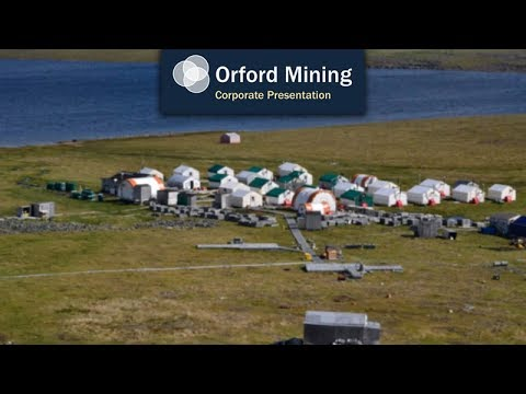 Orford Mining Corp Update