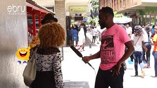 Watch Masauti's Reaction After A Fan Accuses Him Wrongly