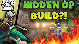 6 HUMANS (Dragon Mage) is HIDDEN OP?! 😱 | Auto Chess Mobile
