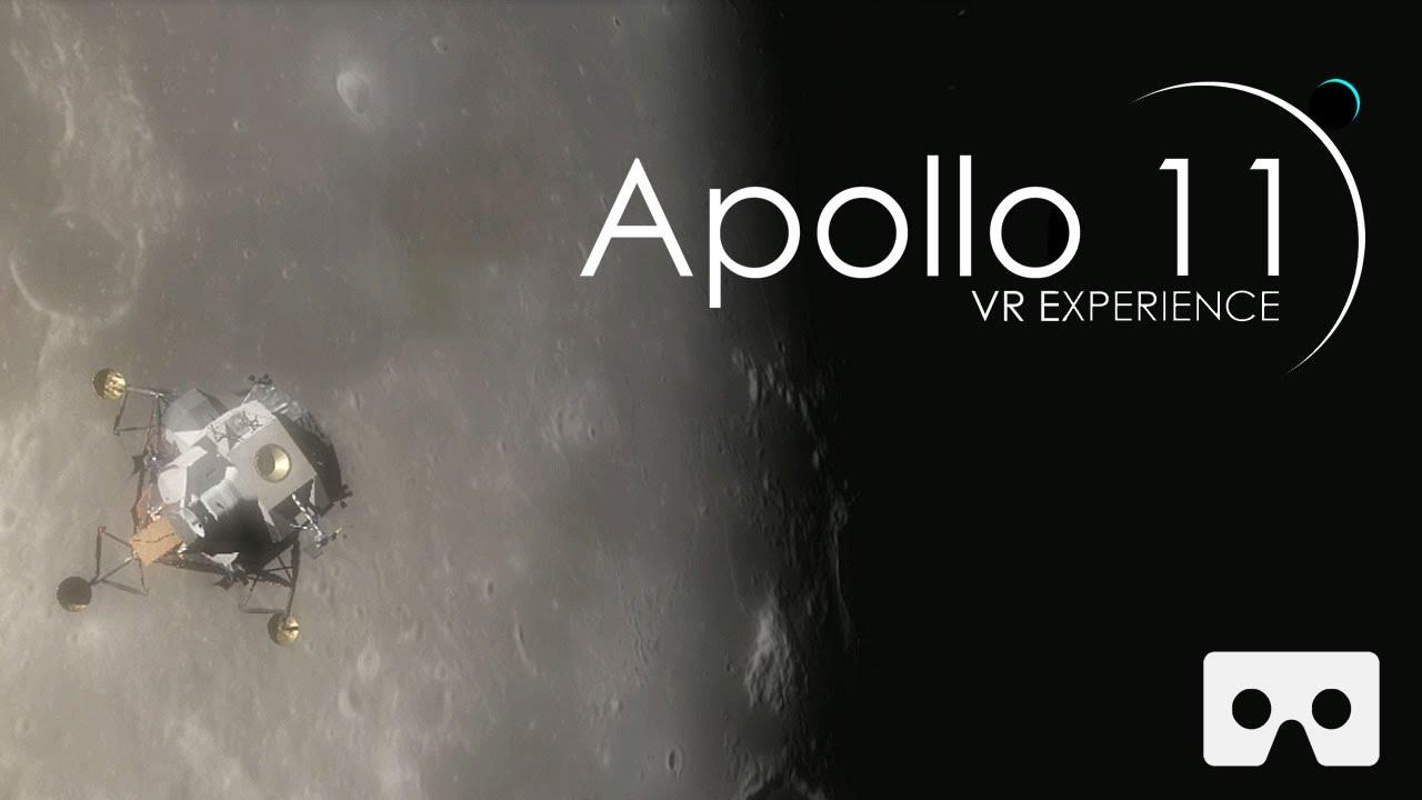 Apollo 11 VR video trailer - YouTube