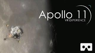 Apollo 11 VR video trailer