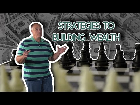 Lets Talk About Money Episode 3: Strategies to Build Wealth