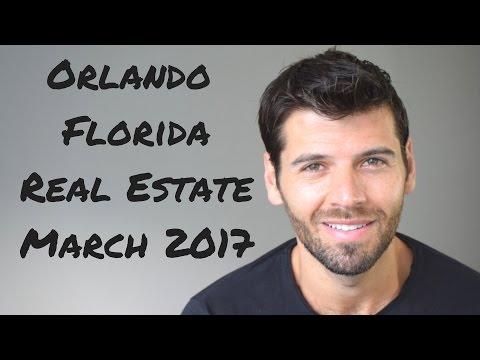 Orlando Florida Real Estate Market update March 2017