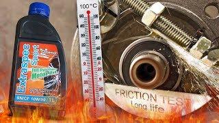 Specol Extraspec Sport 10W50 Jak skutecznie olej chroni silnik? 100°C