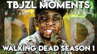Tbjzl Moments in Walking Dead Season 1