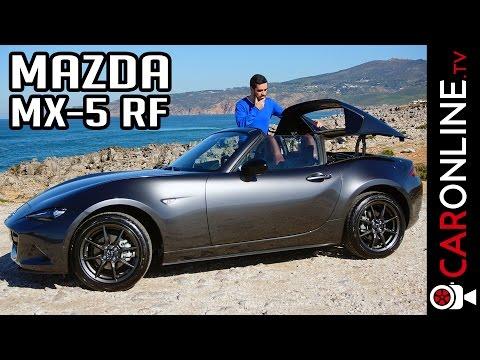 Mazda MX-5 RF - Agora com capota rígida retrátil !