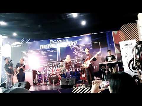 Rara Lida Indosiar waktu ikut Lomba Festival Musik