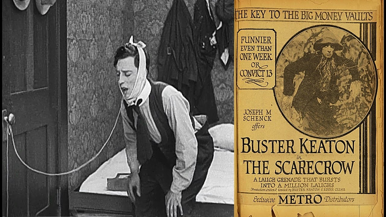 The Scarecrow (1920) - Buster Keaton
