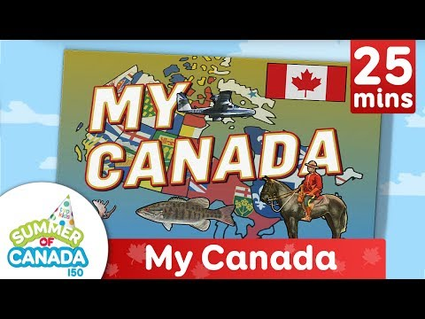 My Canada!!!