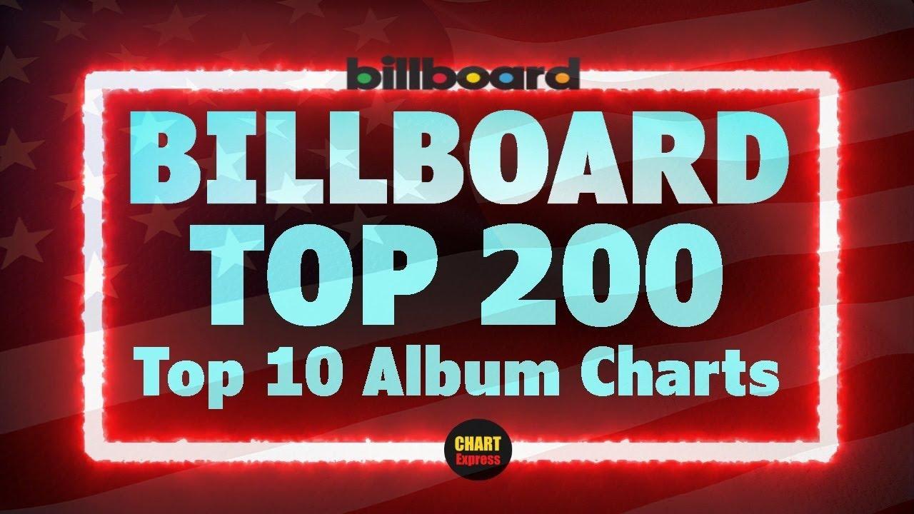 Billboard Top 200 Albums | Top 10 | May 18, 2019 | ChartExpress