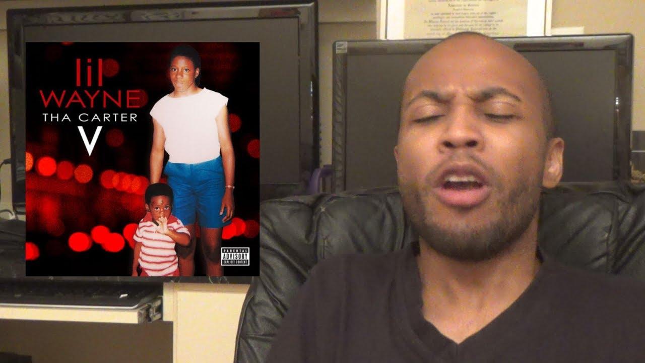 Lil Wayne Tha Carter V Review