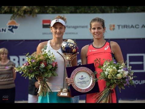 Бегу завоевала титул на домашнем турнире в Бухаресте, победив Гёргес