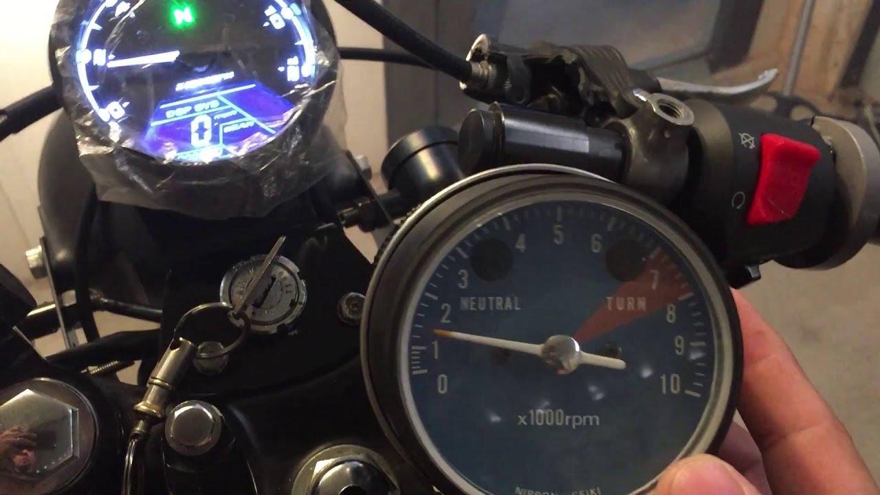 motorcycle gauge honda mt250 elsinore motorcycle gauge honda mt250 elsinore