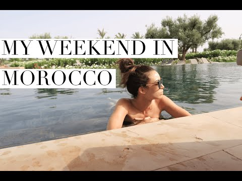VLOG: My Weekend In Morocco