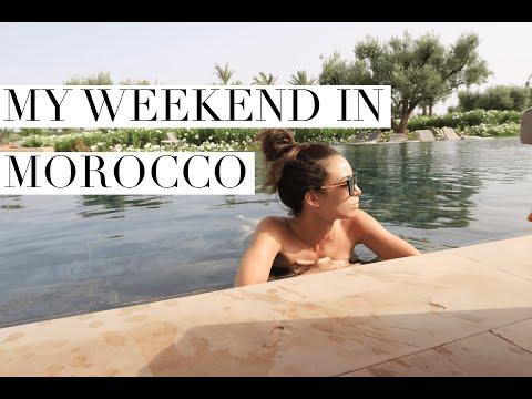 VLOG: My Weekend In Morocco