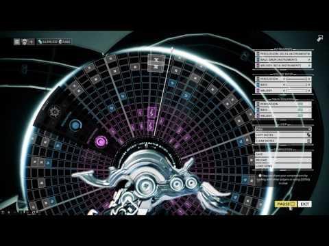 Warframe Mandachord: Superfreak/U Can't Touch This (Rick James/MC Hammer)