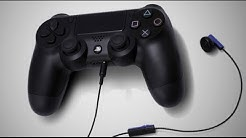 PlayStation 4 - Mic & Voice
