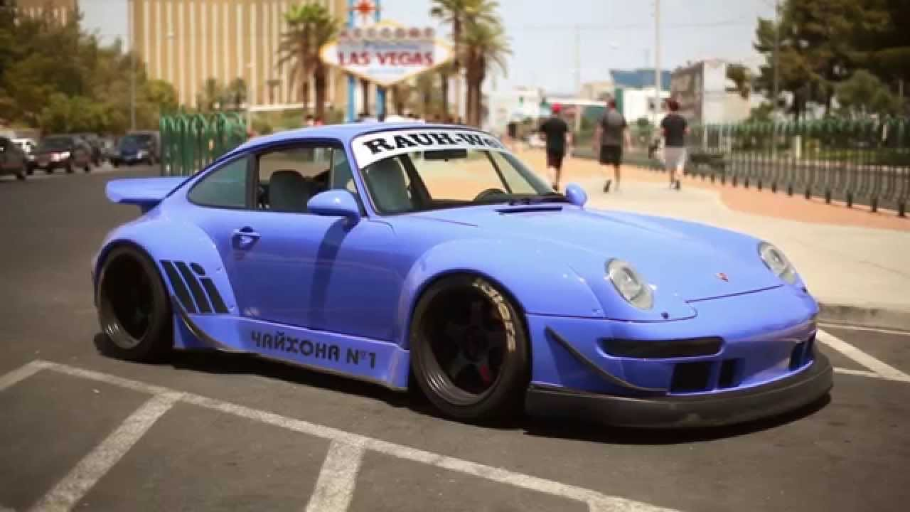 Rwb ЧaЙxoha No 1 Porsche 993 Youtube