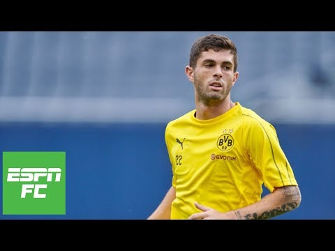 Christian Pulisic is 'the sort of player Pep Guardiola likes' | ESPN FC