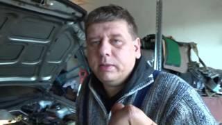 Не пытайтесь менять сальники клапанов на разбитых направляющих Mazda 323F