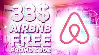 Gambar cover Free Airbnb Promo Code 2019 ✅ Free $33 Airbnb Voucher Working in 2019! ✅ Airbnb Coupon Code