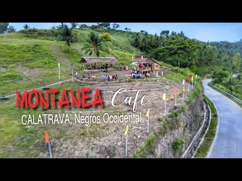 MONTANEA CAFE, CALATRAVA, Negros Occidental
