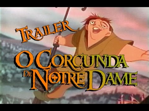 Trailer do filme O Corcunda